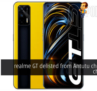 realme gt antutu delisted cover