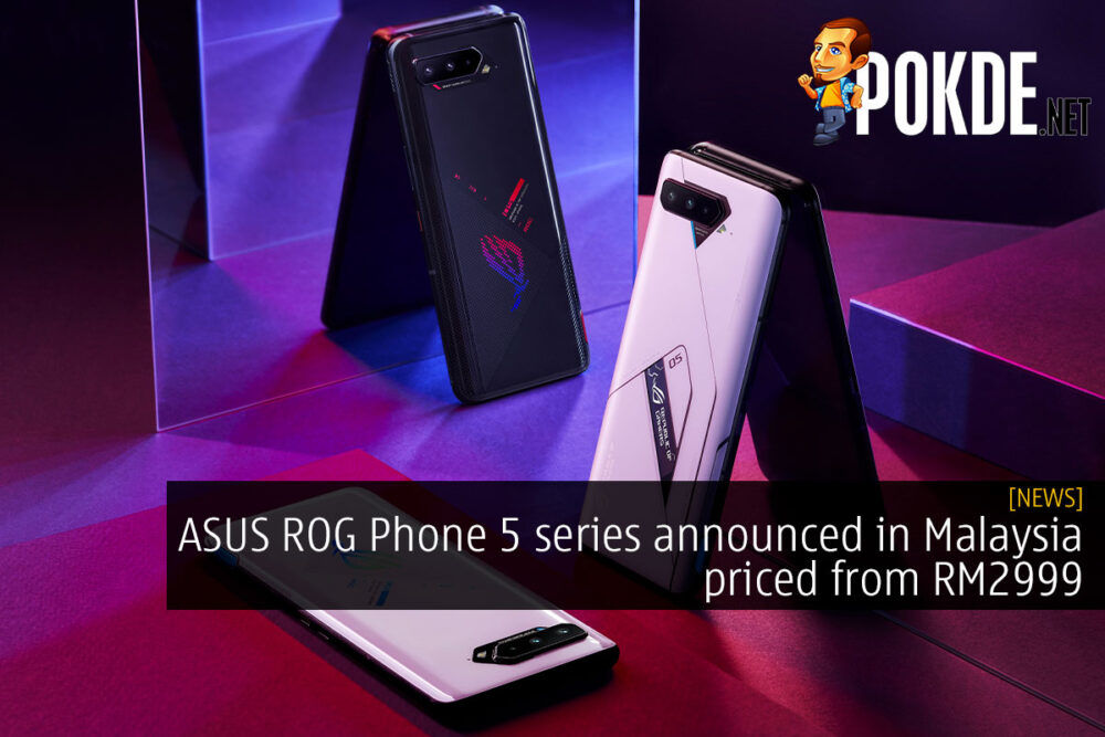 ASUS ROG Phone 5 series announced in Malaysia priced from RM2999 21