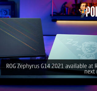 ROG Zephyrus G14 2021 available at RM7699 next month! 22