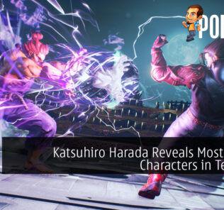 Katsuhiro Harada Reveals Most Played Characters in Tekken 7