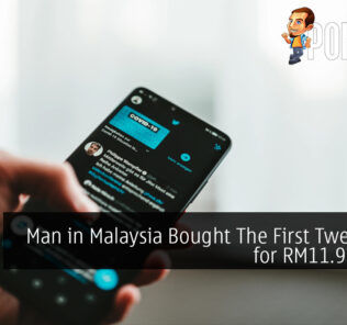 Man in Malaysia Bought The First Tweet Ever for RM11.9 Million - Why?