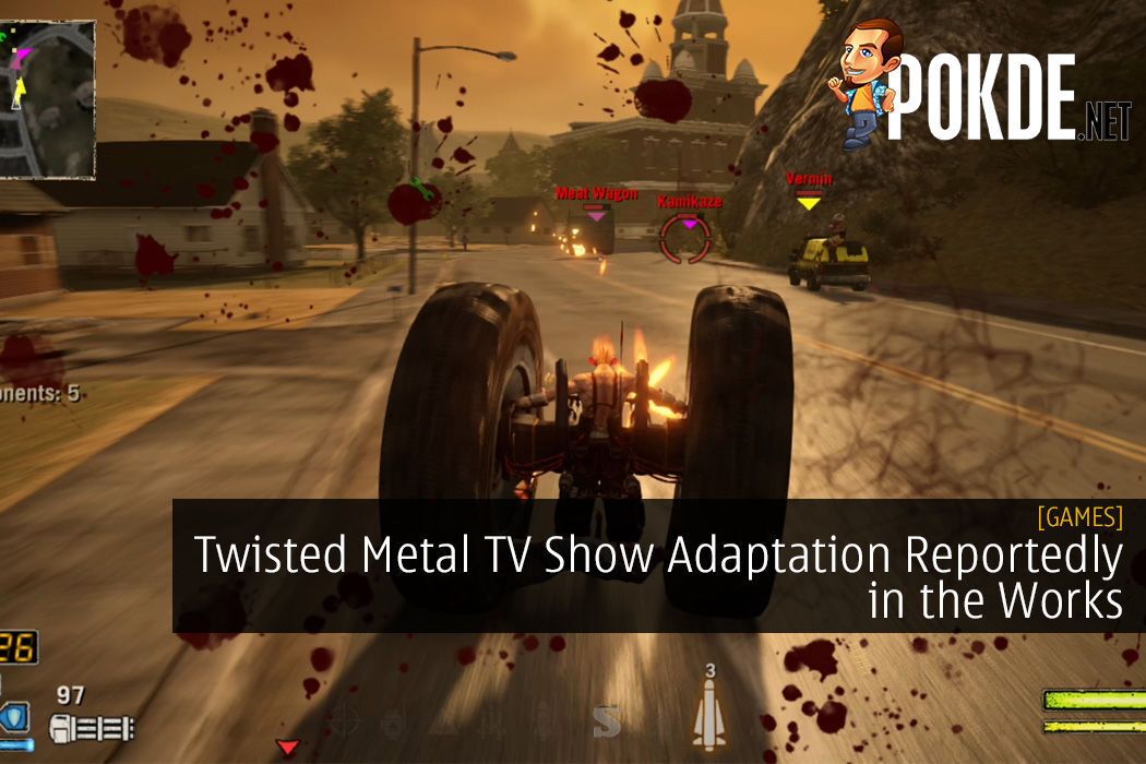 Twisted Metal TV Show Adaptation Reportedly in the Works