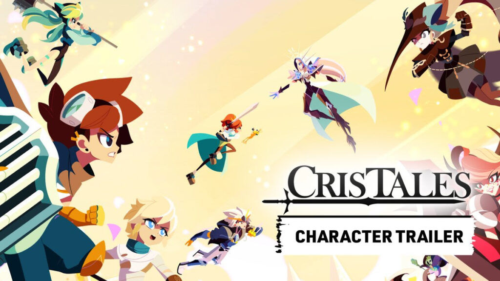 Cris Tales Shows Off Colourful Cast of Characters with New Trailer