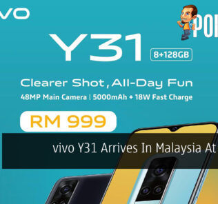 vivo Y31 Arrives In Malaysia At RM999 30