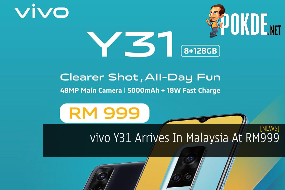 vivo Y31 Arrives In Malaysia At RM999 7