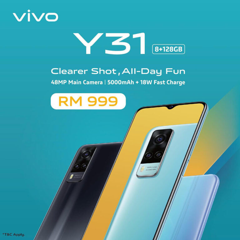 vivo Y31 Arrives In Malaysia At RM999 22