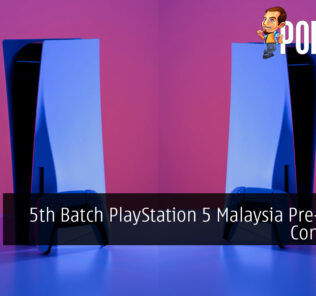 5th Batch PlayStation 5 Malaysia Pre-Orders Confirmed 25