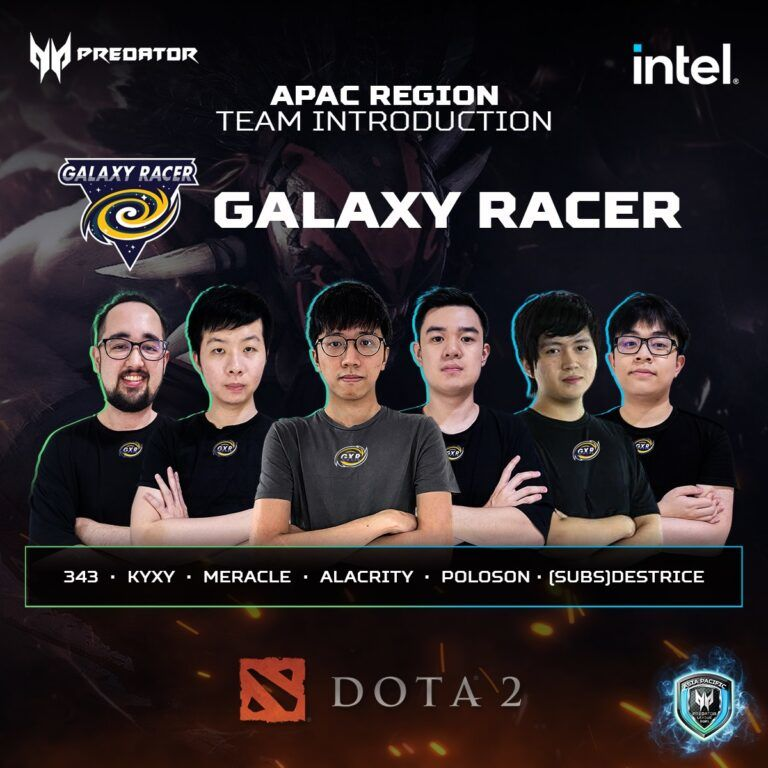 Asia Pacific Predator League 2020/21 Interview With Team GXR