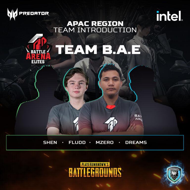 Asia Pacific Predator League 2020/21 Interview With Battle Arena Elites