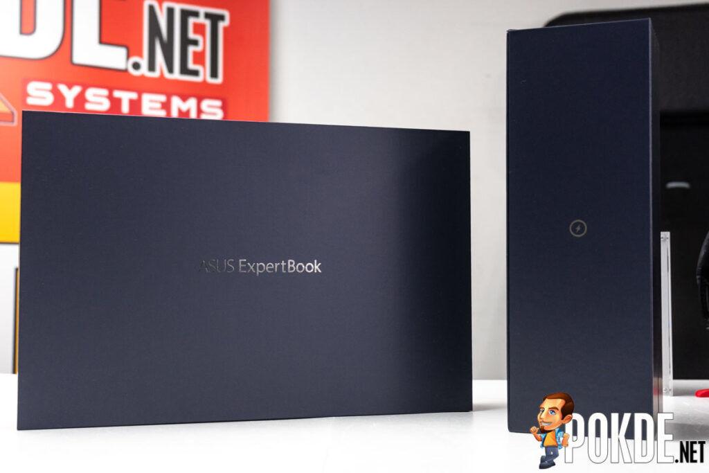 ASUS ExpertBook B9 Review B9400CEA-1