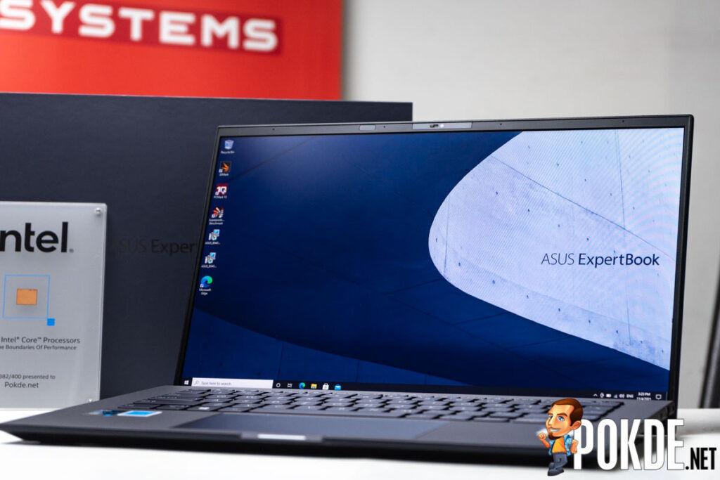 ASUS ExpertBook B9 Review B9400CEA-5