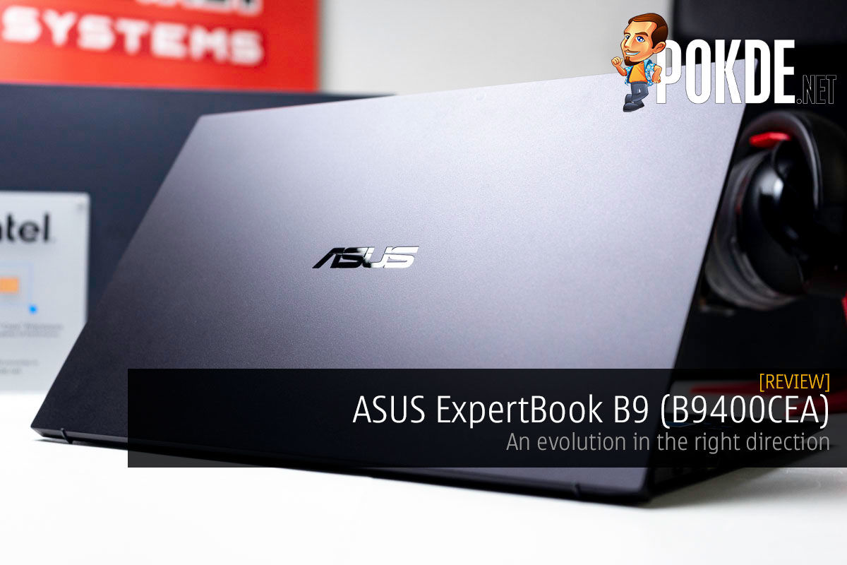 ASUS ExpertBook B9 Review B9400CEA cover