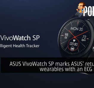 ASUS VivoWatch SP smartwatch cover