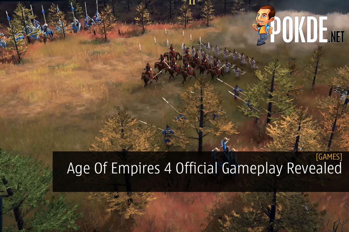 Age Of Empires 4 Official Gameplay Revealed 8