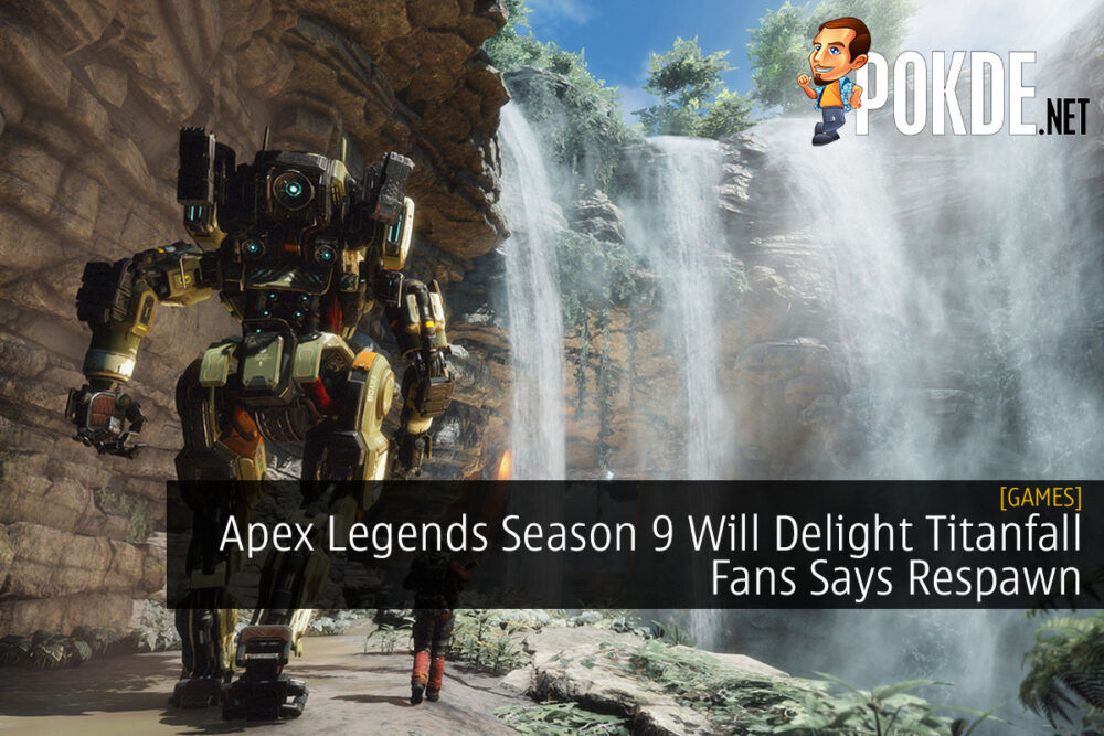 Apex Legends Season 9 Will Delight Titanfall Fans Says Respawn 24