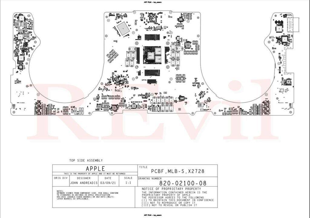 Apple MacBook Air M1 ReVIL hack