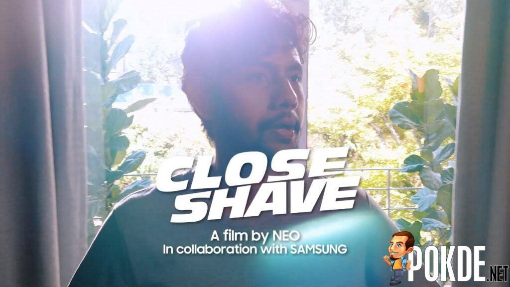 Check Out The 'Close Shave' Short Film - Shot Entirely On A Samsung Galaxy S21 Ultra 19