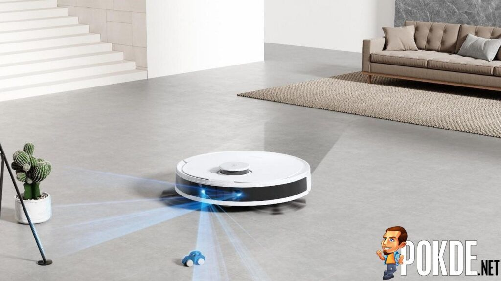 New ECOVACS DEEBOT T9 And DEEBOT N8 PRO Are Now On Shopee 21