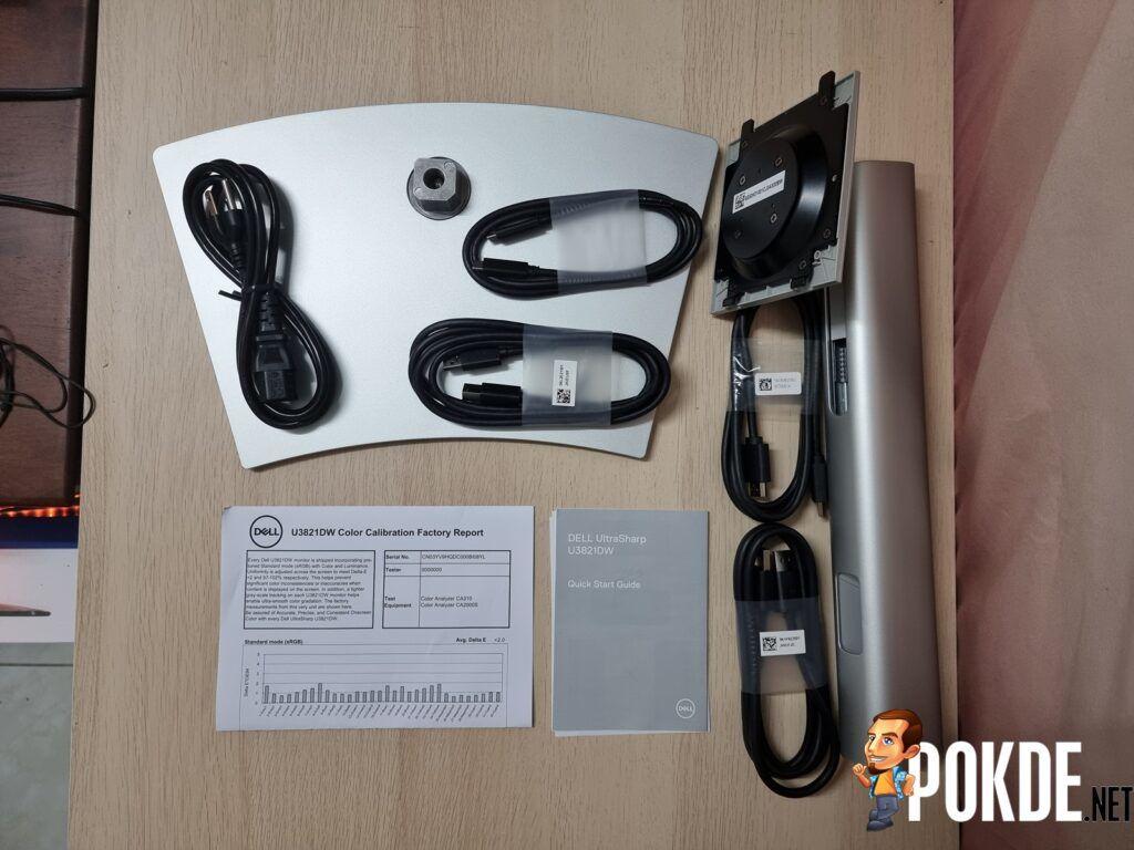 Dell UltraSharp U3821DW review