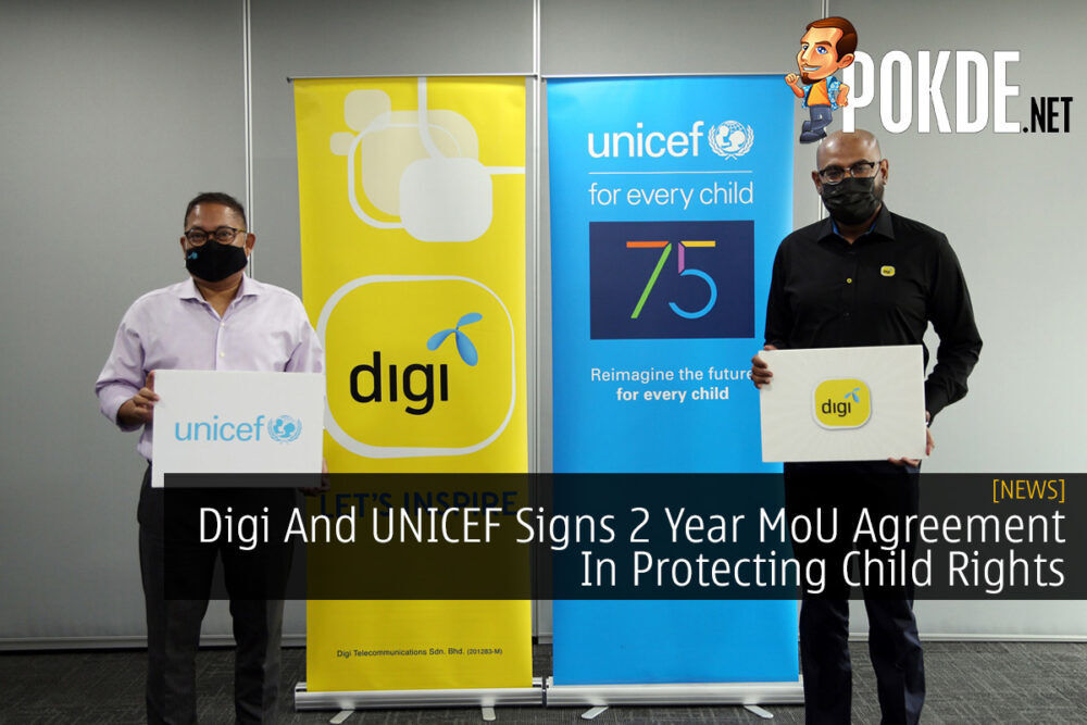 Digi And UNICEF Signs 2 Year MoU Agreement In Protecting Child Rights 25