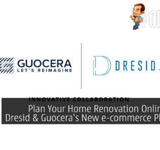 Dresid and Guocera e-commerce platform