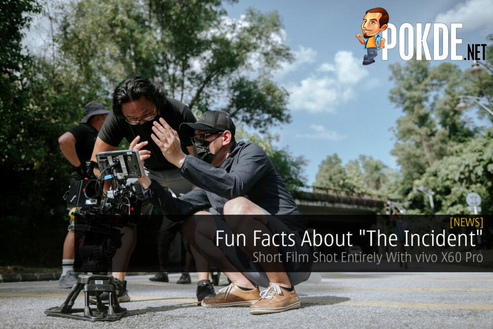"""Fun Facts About """"The Incident"""" — Short Film Shot Entirely With vivo X60 Pro 18"""