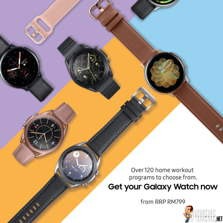 Samsung Galaxy Watch3 Sees A Price Reduction And Is Now Available From RM1,199 25