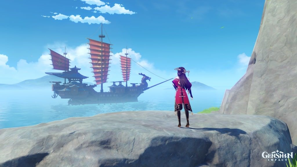New Genshin Impact 1.6 Leak Shows More Summer Islands Details and No Inazuma 19