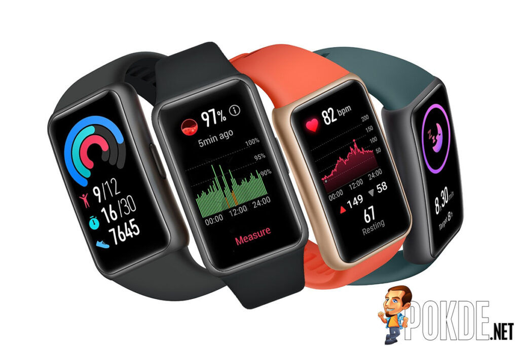 HUAWEI Named Best Selling Wearable Brand During Shopee 4.4 Mega Shopping Day 24