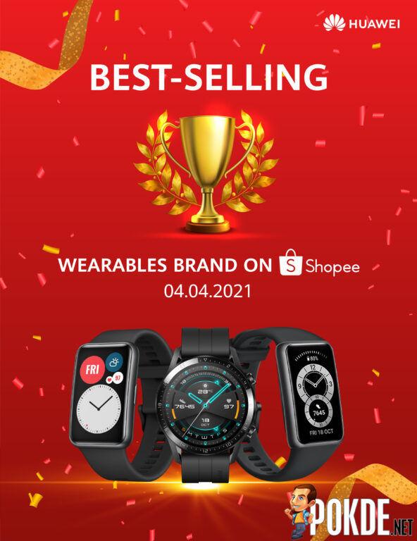 HUAWEI Best Selling Brand Shopee HUAWEI Band 6