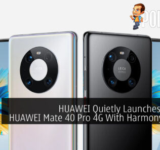 HUAWEI Quietly Launches A New HUAWEI Mate 40 Pro 4G With HarmonyOS 2.0 21