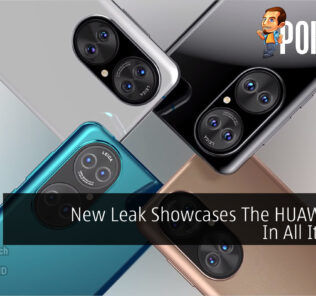 HUAWEI P50 Design Leak cover