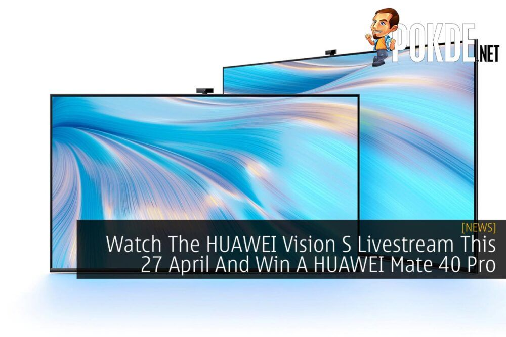 HUAWEI Vision S Livestream cover final