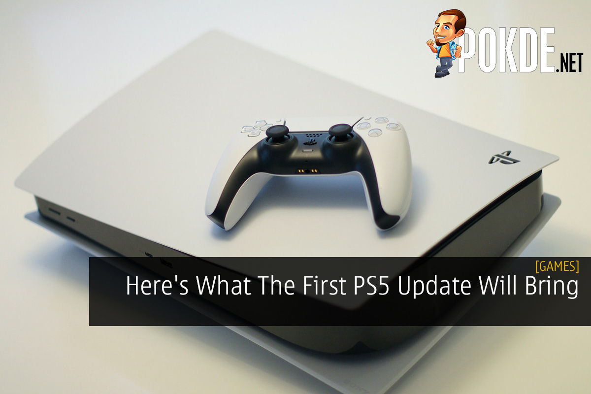 Here's What The First PS5 Update Will Bring 8