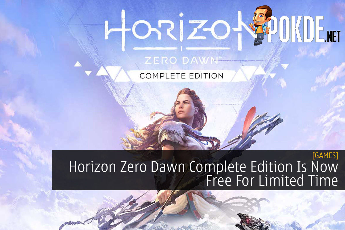 Horizon Zero Dawn Complete Edition Is Now Free For Limited Time 10