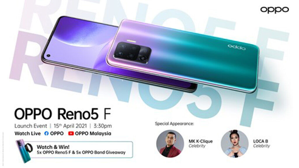OPPO Malaysia giveaway