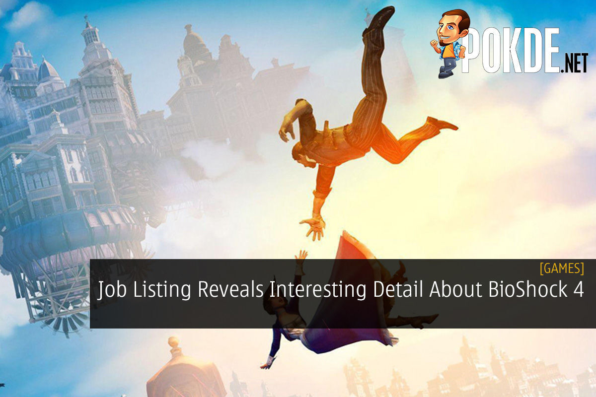 Job Listing Reveals Interesting Detail About BioShock 4 8