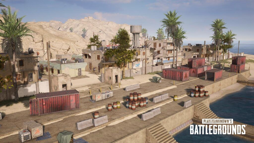 New Karakin Map Is Now Available In PUBG MOBILE 19