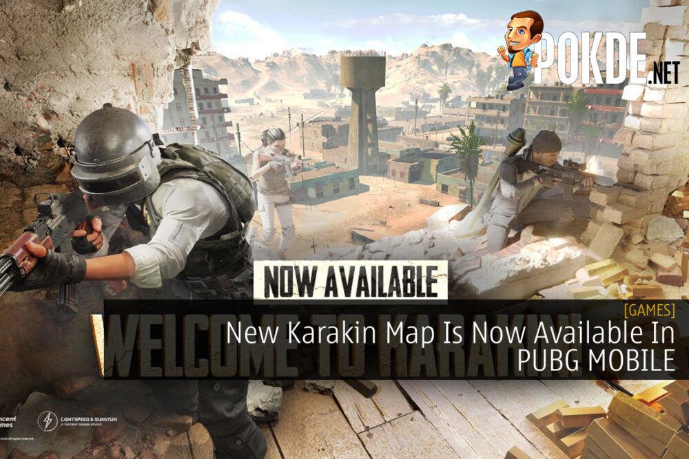 Karakin Map in PUBG MOBILE cover