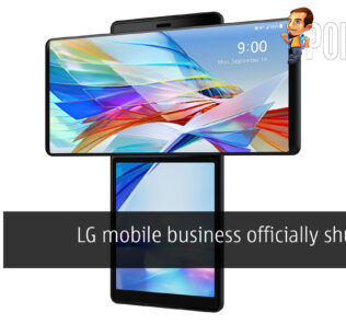 LG mobile business officially shuttered 23