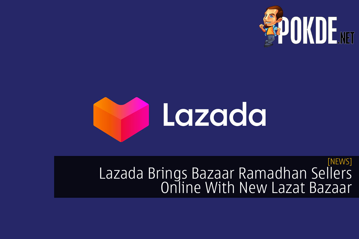 Lazada Lazat Bazaar cover