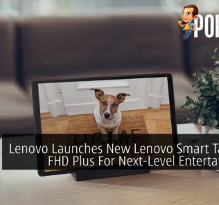 Lenovo Smart Tab M10 Full HD Plus 2nd Gen cover
