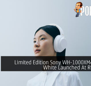 Limited Edition Sony WH-1000XM4 Silent White Launched At RM1,799 28