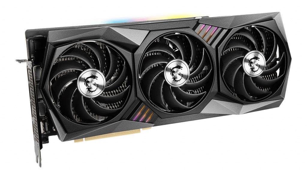 MSI GeForce RTX 3080 Gaming Z Trio