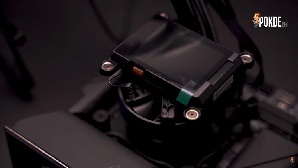 MSI MPG CoreLiquid K360 Review - Bigger, Cooler, Sexier 28