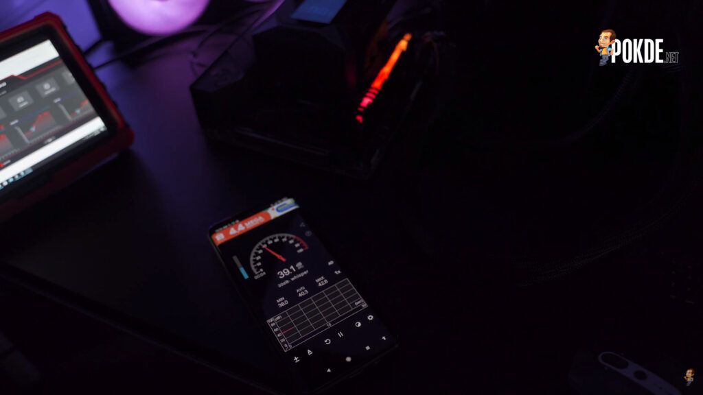 MSI MPG CoreLiquid K360 Review - Bigger, Cooler, Sexier 37