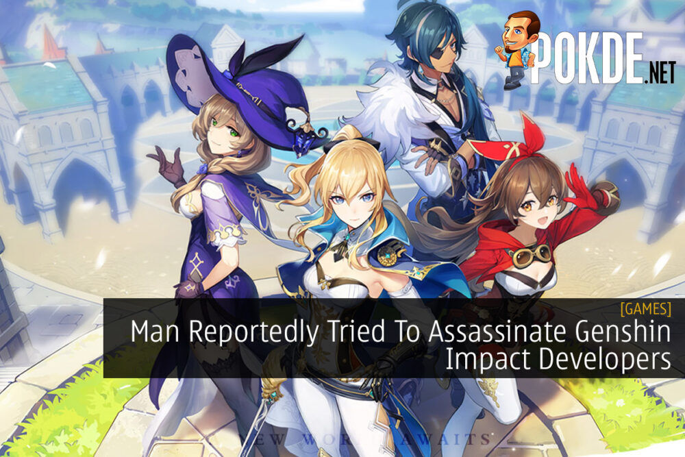 Man Reportedly Tried To Assassinate Genshin Impact Developers 23