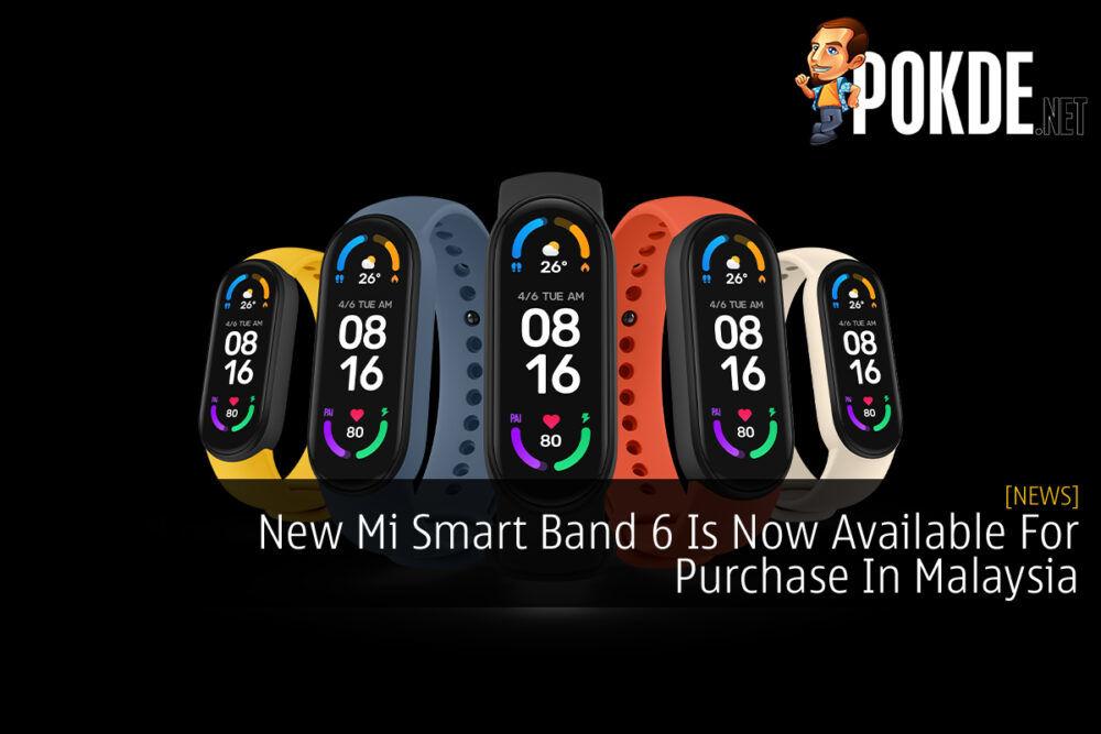 Mi Smart Band 6 cover