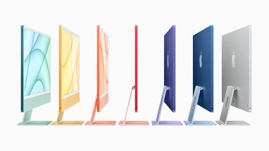 New iMac 2021 design