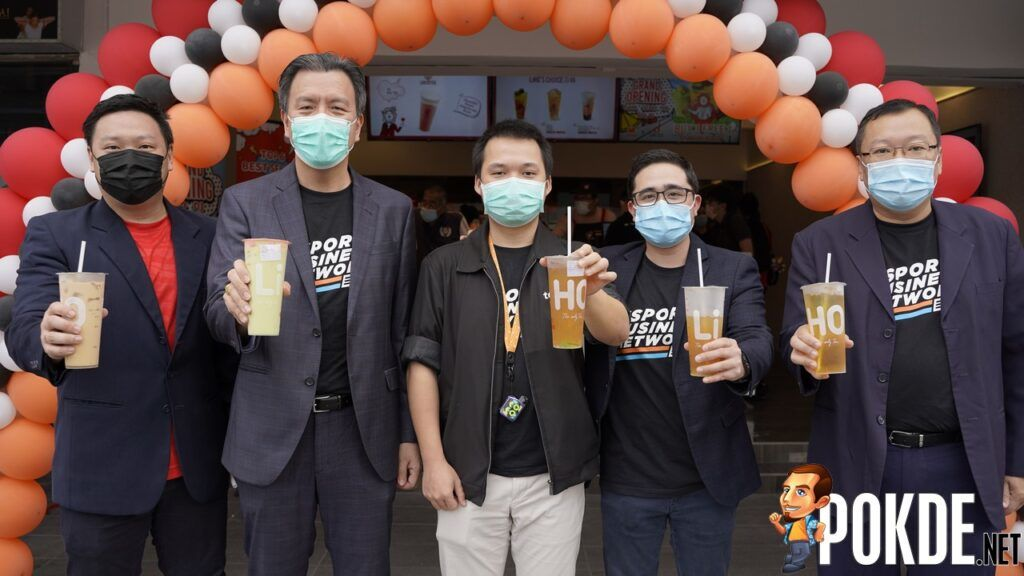 Orange Esports Cafe Partners With LiHO TEA To Launch First Esports And Lifestyle Cafe 19